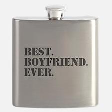 Best Boyfriend Ever Flask