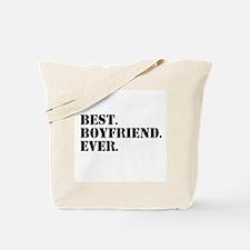 Best Boyfriend Ever Tote Bag