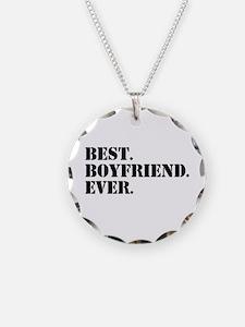 Best Boyfriend Ever Necklace