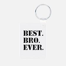 Best Bro Ever Keychains