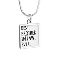 Best Brother in Law Ever Necklaces