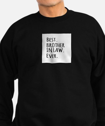 Best Brother in Law Ever Jumper Sweater