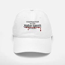 Zombie Hunter - Contractor Baseball Baseball Cap