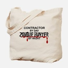 Zombie Hunter - Contractor Tote Bag