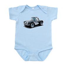 BabyAmericanMuscleCar_60KorvT_Black Body Suit