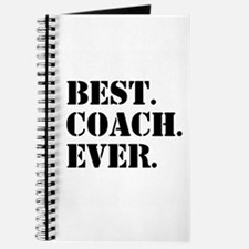 Best Coach Ever Journal