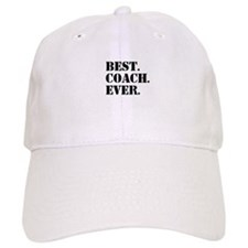 Best Coach Ever Baseball Cap