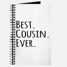 Best Cousin Ever Journal