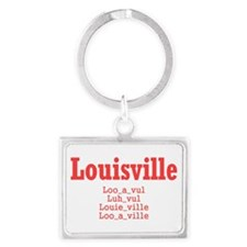 Louisville Keychains