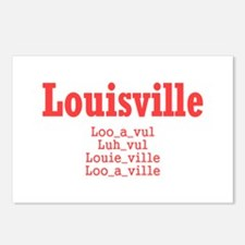 Louisville Postcards (Package of 8)