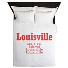 Louisville Queen Duvet