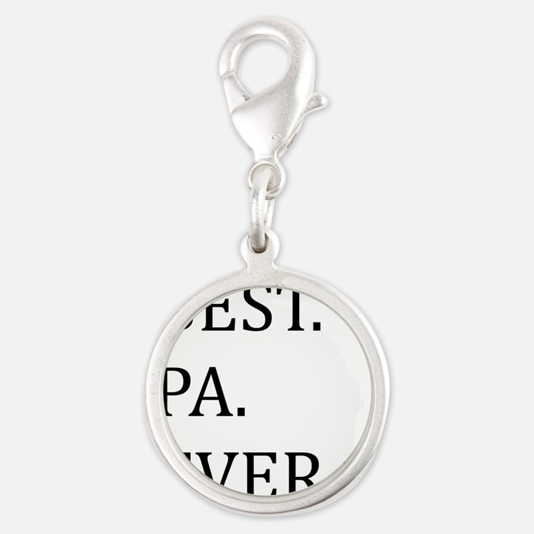 Best Pa Ever Charms