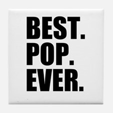 Best Pop Ever Tile Coaster
