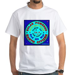 SOLAR POWERED - EARTH CITIZEN Shirt