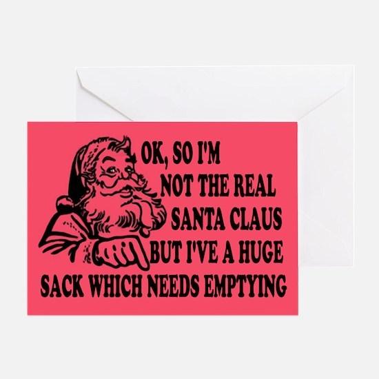 Hilarious And Rude Santa Claus