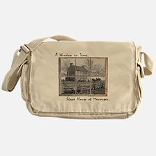 Manassas - Stone House Messenger Bag