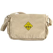 Wet Muddy Dog WMD Messenger Bag