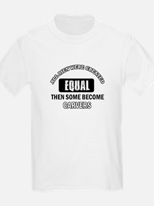 Carvers design T-Shirt