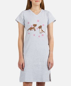 Least Weasel Women's Nightshirt