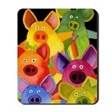 Animals Mouse Pads