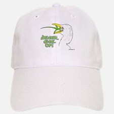 Never Give Up Lizard Baseball Baseball Cap
