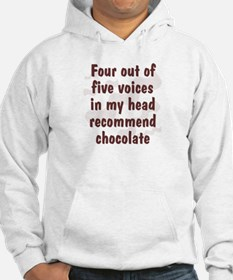 Chocolate Voices Hoodie