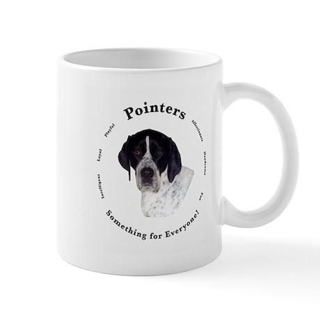Pointer Attributes Mug