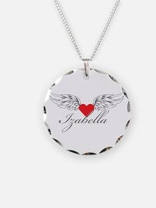 Angel Wings Izabella Necklace