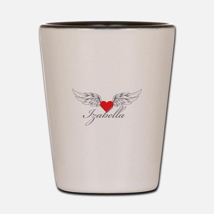Angel Wings Izabella Shot Glass