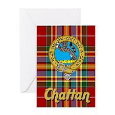 chattanGC9x12 Greeting Card