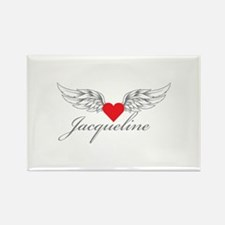 Angel Wings Jacqueline Magnets