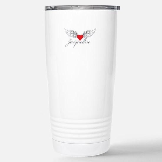 Angel Wings Jacqueline Travel Mug