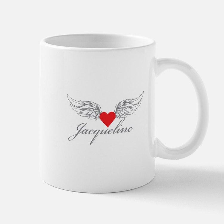Angel Wings Jacqueline Mugs
