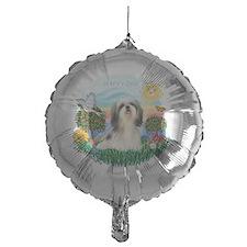 Happy Day - Shih Tzu (#4) Balloon