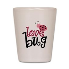lovebug Shot Glass