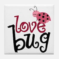 lovebug Tile Coaster