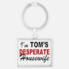 TOM Landscape Keychain