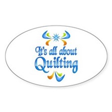 About Quilting Decal