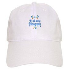 About Photography Baseball Cap