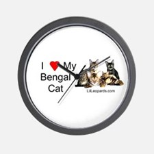 Unique Bengal Wall Clock