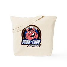 San Francisco Pork Chop Express Tote Bag