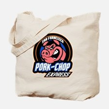 San Francisco Pork Chop Express Tote Bag