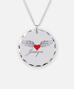 Angel Wings Jadyn Necklace