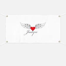 Angel Wings Jadyn Banner