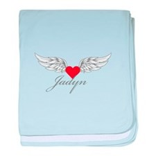 Angel Wings Jadyn baby blanket