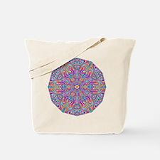 Digital Mandala 4 Tote Bag