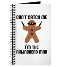 Ninjabread Man Journal