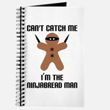 Ninjabread Man Journal