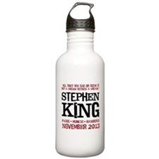 European Book Tour Stainless Water Bottle 1.0L