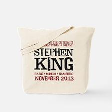 European Book Tour Tote Bag